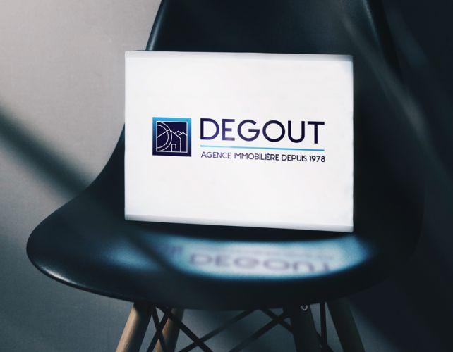 Logo Degout Immobilier